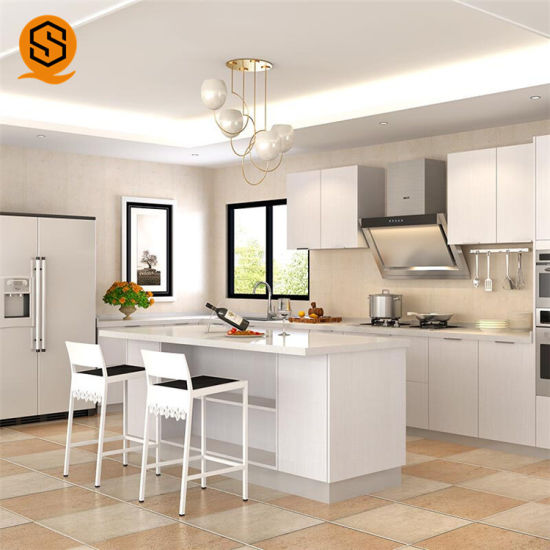 Prefabricated Epoxy Resin Kitchen Countertops Marble Kitchen Counter Top