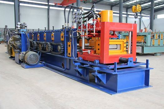 Auto Czu Sigma Profile Purlin Roll Forming Machines Supplier Russia pictures & photos