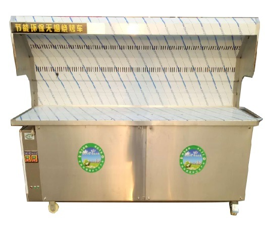 Smokeless Barbecue Grills