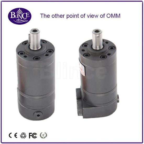 High Speed Hydraulic Motor Omm20cc Used for Under Water Propeller Polishing Device pictures & photos