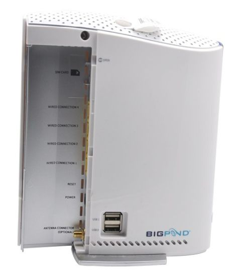 BIGPOND 3G21WB HSPA router, 3G router, wireless router, HSPA modem  Tri-band HSPA+/UMTS (850 / 1900 / 2100 Mhz) pictures & photos