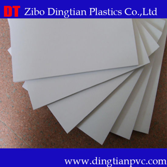 High-Quality PVC Foam Board for Furniture Doors pictures & photos