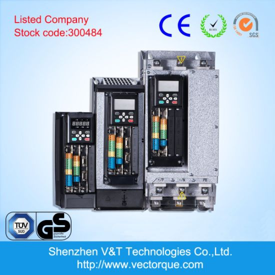 V&T Vts 0.75kw-650kw High Efficiency and Saving-Energy Inverter/Servo Drive pictures & photos