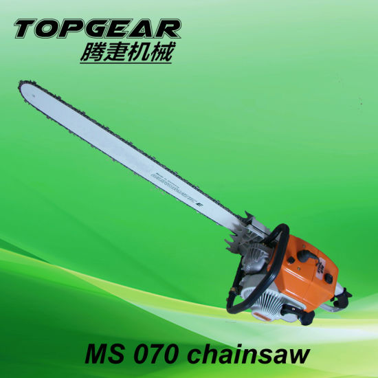 China Topgear Ms 070 Chainsaw Complete pictures & photos