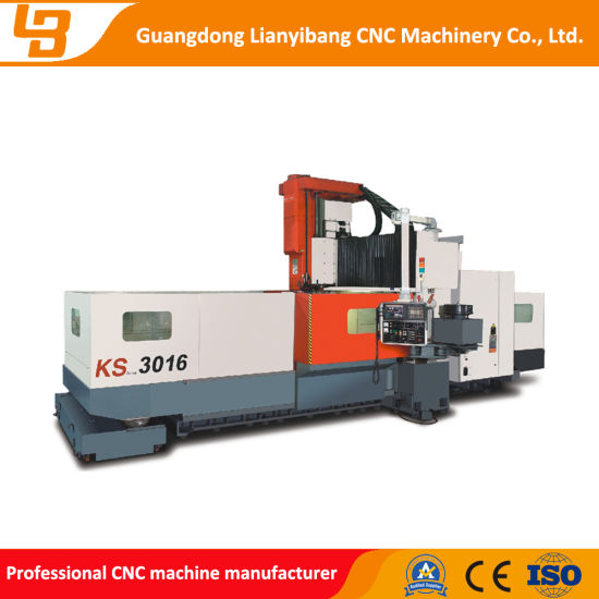 High Speed Gantry Machine CNC Gantry Machining Center for Metal Parts, Stainless Steel, 3c Products, Mold, Auto Parts, Telecom Device, Hardware Processing