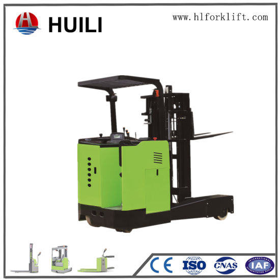 Huili Diesel Forklift Electric Forklift Warehouse Reach Truck Pallet Truck Price pictures & photos