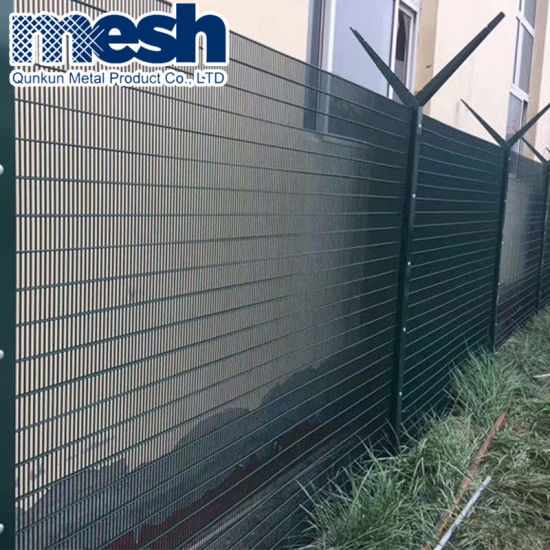 Wholesale Galvanized Security Fence