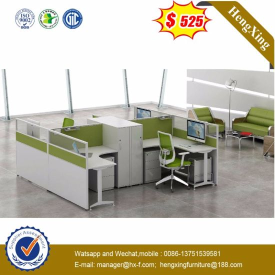 Direct Sale Price Classic Style Winge Color Office Desk (HX-9CN0775) pictures & photos