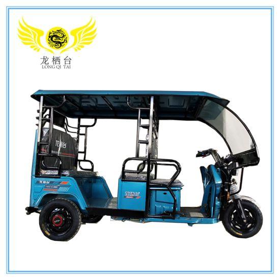 1000watt Jeeza Electric Vehicle Tricycle E Rickshaw Trike in India Market