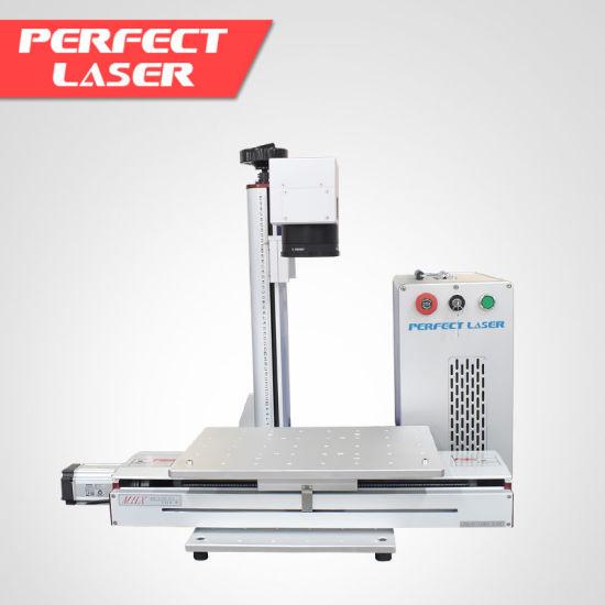 Hot Sale Portable Mini Desktop Name Plate Fiber Laser Marking Machine