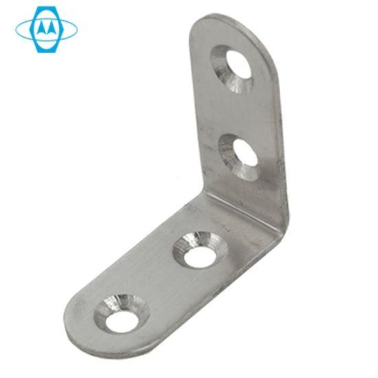 Steel Sheet Metal Customized Angle Brackets