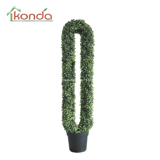 Various Popular Hot Sale Artificial Topiary Tree Grass Plants