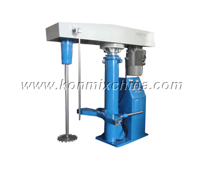 High Speed Disperser Dissolver Mixer Machine for Paint, Inks pictures & photos