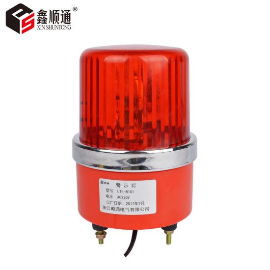 Lte-8101 Rotary Warning Light Beacon