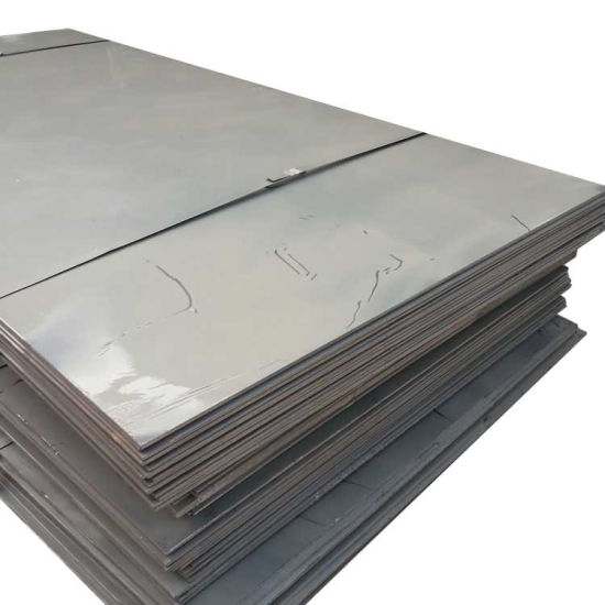 ASTM A283 Grade C Mild Carbon Steel Plate / 6mm Thick Galvanized Steel Sheet Metal pictures & photos