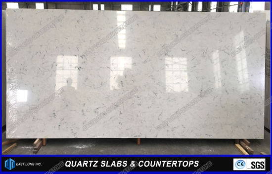 New Designed Quartz Slabs Building Material Kitchen Countertops Price pictures & photos