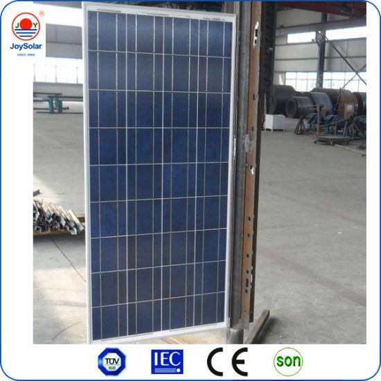 150W Best Price Per Watt Solar Panels in India