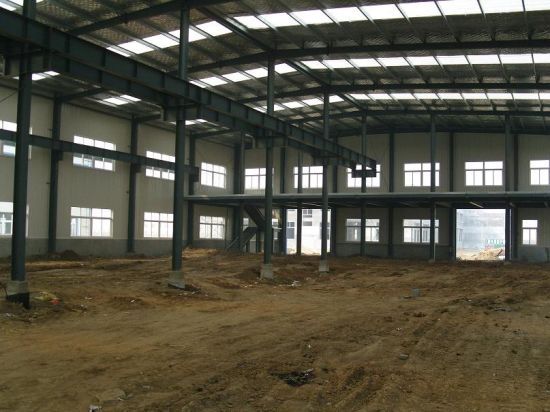 Prefab Steel Structure Workshop (SSW-03)