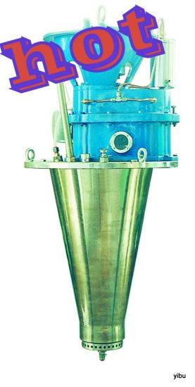 High-Speed Centrifugal Spray Drying Machine (LPG Series) for Foodstuff Industry