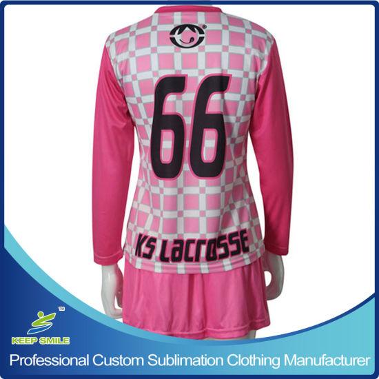 de119b9c27252 China Custom Made Sublimation Girl′s Lacrosse Apparel - China Apparel, Lacrosse  Apparel