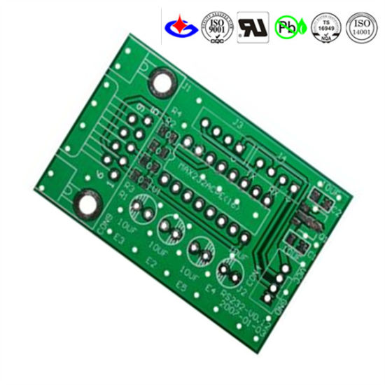China 4 Layer Fr4 OSP Rigid PCB Board with Good Price - China