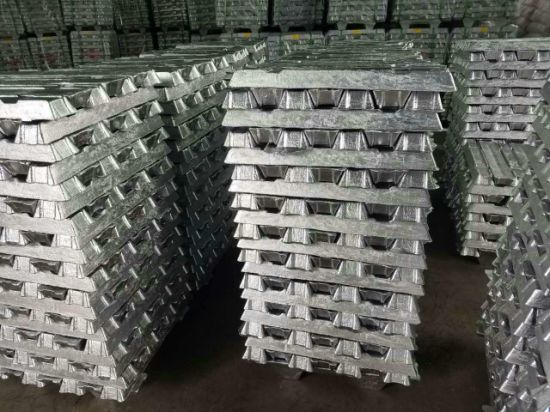 China Aluminium Ingot with Best Quality pictures & photos