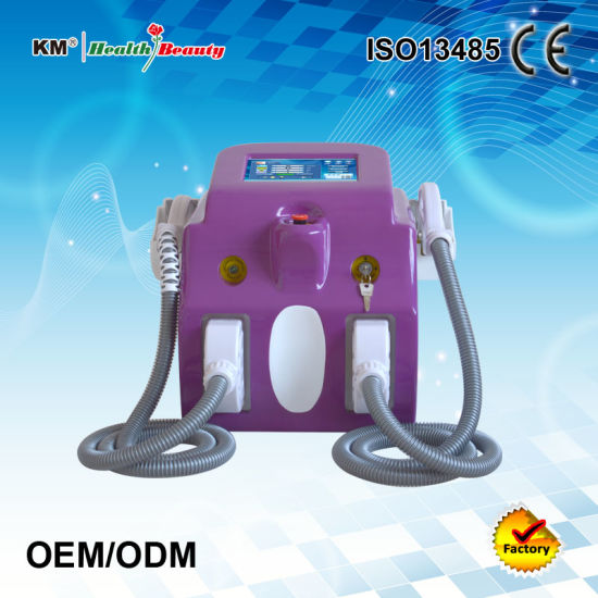 Factory Price Cosmetic IPL Shr Fast Hair Removal Opt Machine pictures & photos