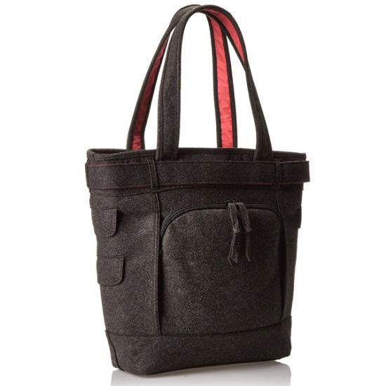 Fashion Felt Handbags Bag Tote Bag Pouch (FTB006)