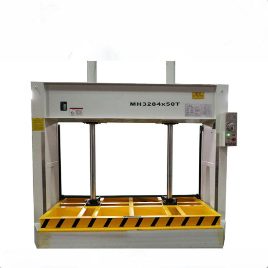 Woodworking Tool Cold Press Machine