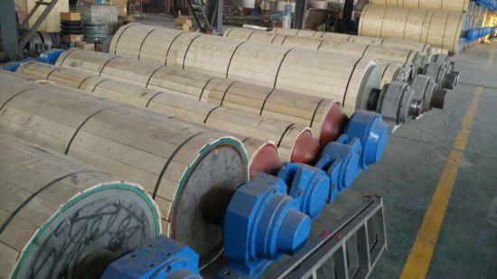 Marble Roll, Embossing Roller, Paper Roll Further Processing Machine pictures & photos