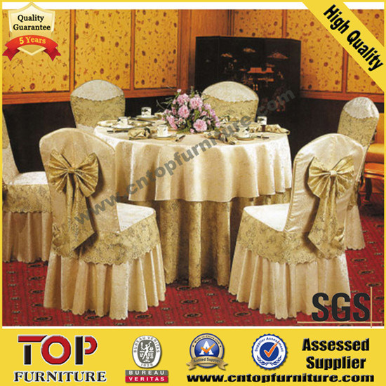 Hotel Banquet Bowtie Chair Cover pictures & photos