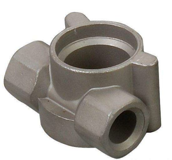 Grey and Ductile Iron Density Resin Sand Cast Casting pictures & photos
