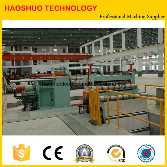 China Famous Brand Steel Roll Slitting Machine pictures & photos