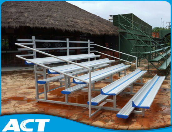 Best Portable Grandstand Steel Structure Aluminum Bleachers Seating