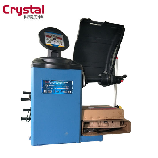 Tcm-710 Top Sale Electronic Wheel Balancing Weight Machine Weight Measuring Machine