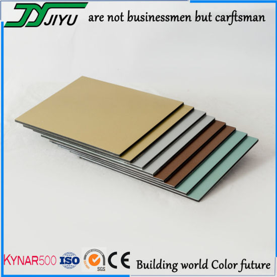 4*8FT Fireproof Aluminium Composite Panel for Building Decoration