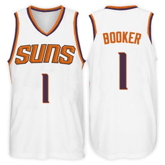 33aa400ad China Men Women Youth Suns Jerseys 1 Devin Booker Basketball Jerseys ...