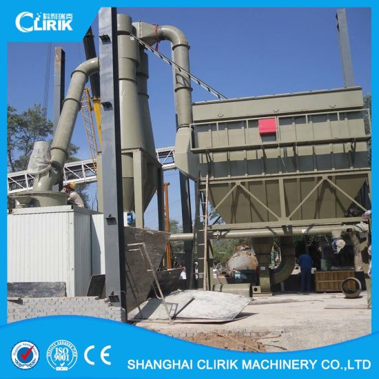 China Supplier Calcium Carbonate Powder Making Machine Manufacturer Production Line