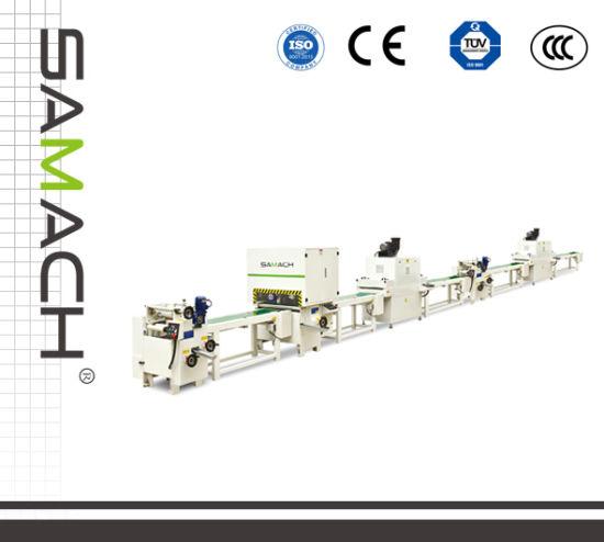 Four-Side UV Profile Roller Coating Line