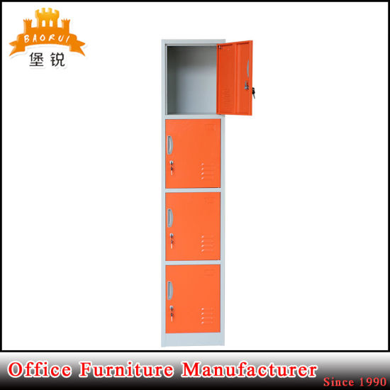 Customized Knock-Down Furnitue  School  Clothes Steel  Locker  Cabinet pictures & photos