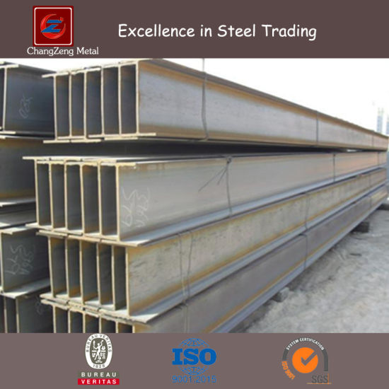 China Steel Building Wide Flange H Beam Steel (W8*18, W8*21