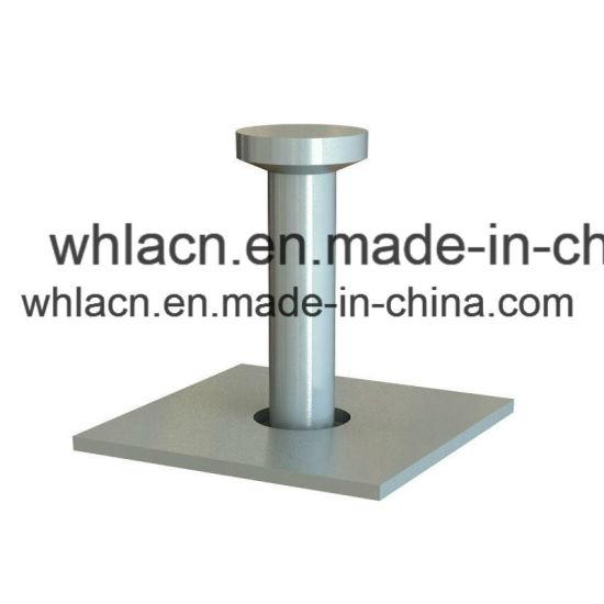 China Precast Concrete Lifting Stud with Flat Plate Swift