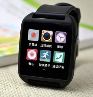 TFT for Smart Watch Display