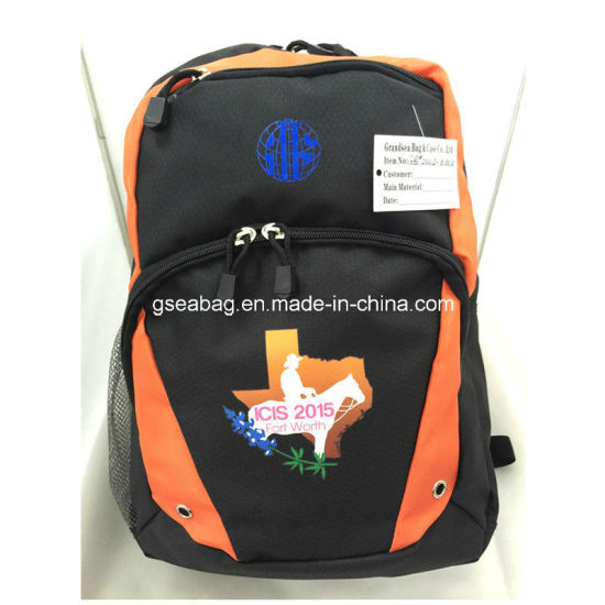 b490712bbe 2019 Fashion School Kid Backpack Travel Sport Casual Laptop Promotional Bag  (GB 20002)