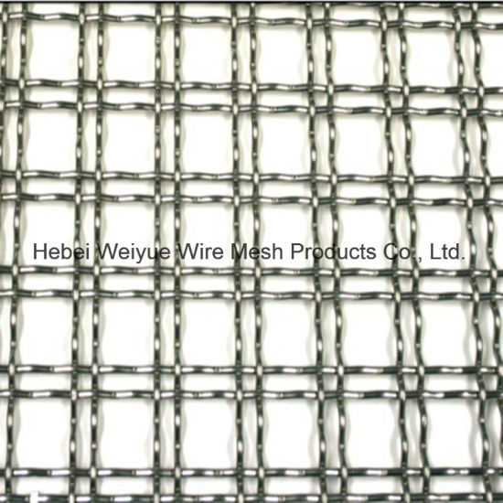 China Stainless Steel /Galvanized Crimped Screen Wire Mesh - China ...