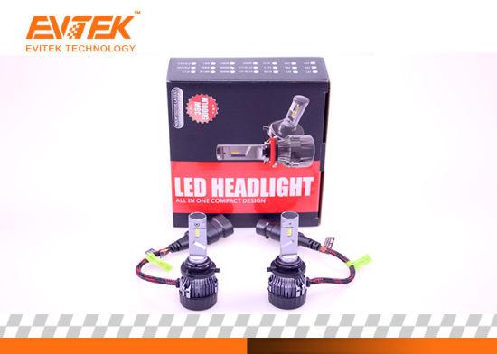 M1 LED Headlight C-Ree LED Chips Mini Design Auto LED Head Lamp 30W 5000lm 6500K