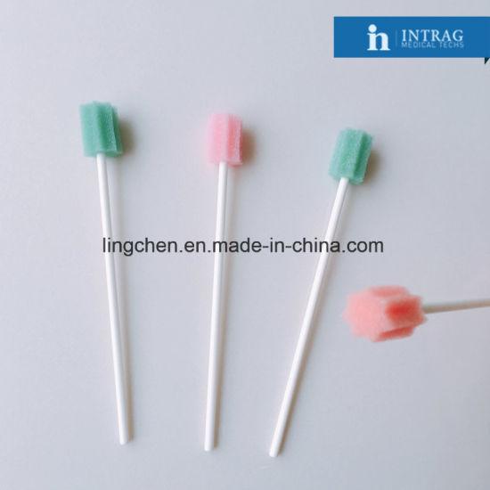 Foam Sponge Oral Swab Disposable Nursing Swab