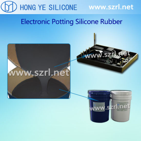 Electronic Potting Silicone (HY-9040)