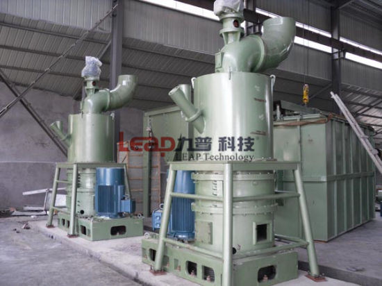 Energy Saving & Environmental Calcium Carbonate Pulverizer pictures & photos
