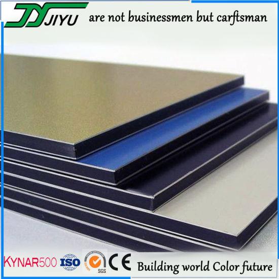 3nn/4mm/5mm Aluminum Composite Pane/Decorative Aluminium Sheet for Cladding